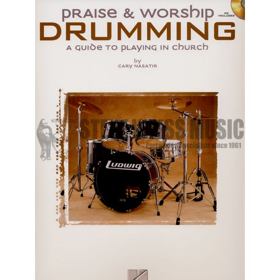 Nasatir-Praise and Worship Drumming/A Guide to Playing in Church