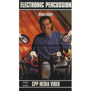 fisher-electronic percussion (vhs)