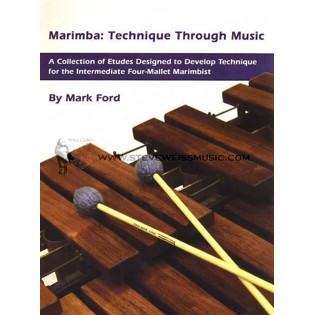 ford-marimba: technique through music (online video access)