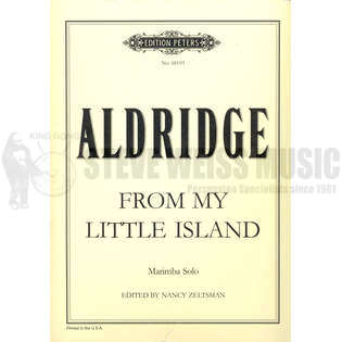 aldridge-from my little island-m