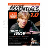igoe-groove essentials:the play-along book (online audio access)