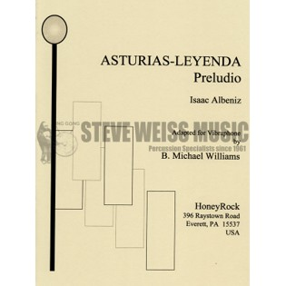 albeniz/williams-asturias-leyenda, preludio-v