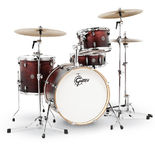 "Gretsch Catalina Club Jazz 4 Piece Shell Pack - 18"" Bass Drum Alternate Picture"