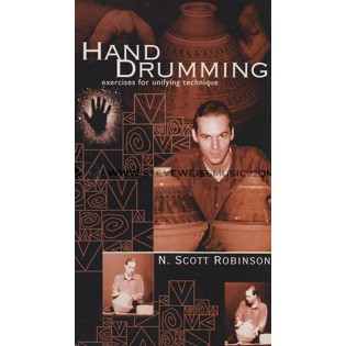 robinson-hand drumming: exercises for unifying technique (vhs)