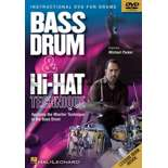 packer-bass drum & hi-hat technique (dvd)