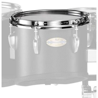pearl superhoop ii marching tenor rim - championship