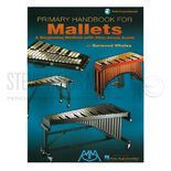 whaley-primary handbook for mallets (online audio access included)