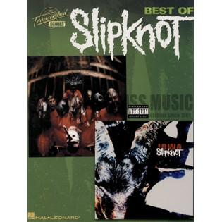Slipknot-Best of Slipknot 1st Edition(transcribed score w