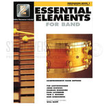 lautzenheiser-essential elements 2000 percussion bk. 1 (audio access included)