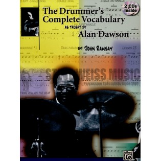 ramsay/dawson-drummer's complete vocabulary (w/2cd)