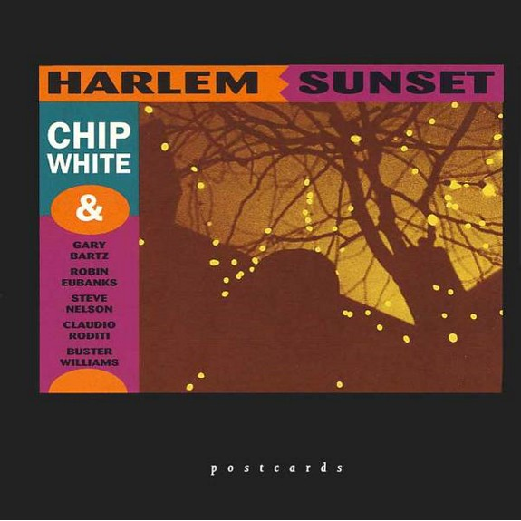 White-Harlem Sunset (CD)