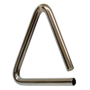 "alan abel 04"" small triangle"