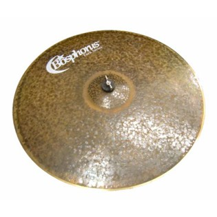 "bosphorus 22"" turk series thin ride cymbal"