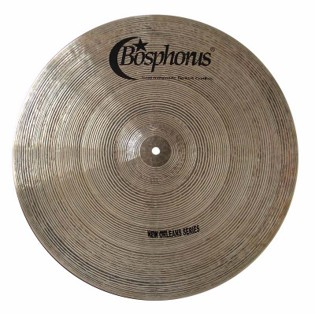 "bosphorus 18"" new orleans series crash cymbal"
