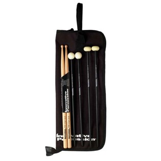 innovative percussion fp1 elementary mallet pack