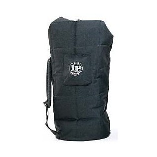 latin percussion quilted conga bag (lp540bk)