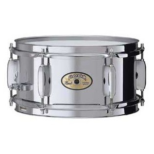pearl steel firecracker snare drum fcs1050 10x5 metal snare drums snare drums steve. Black Bedroom Furniture Sets. Home Design Ideas