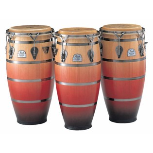 pearl folkloric series congas