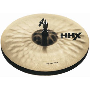"sabian 14"" hhx stage hi-hat cymbals"