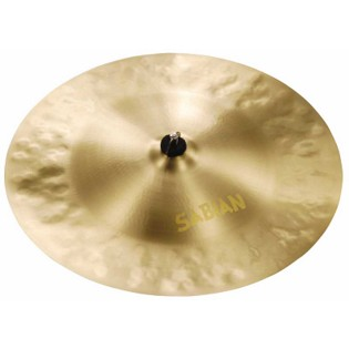 "sabian 19"" signature neil peart paragon china cymbal"