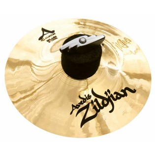 "zildjian 06"" a custom splash cymbal"