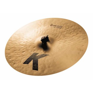 "zildjian 17"" k dark thin crash cymbal"