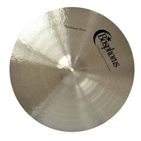 bosphorus 15 traditional series dark hi hat cymbals
