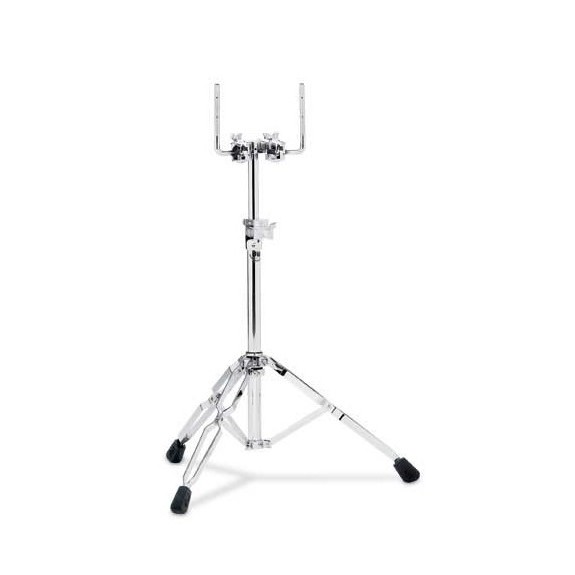 dw 9900 double tom stand tom stands and tom holders drum set hardware steve weiss music. Black Bedroom Furniture Sets. Home Design Ideas
