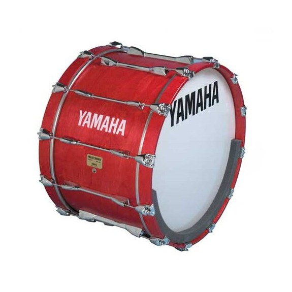 yamaha marching bass drum logo head marching bass drum heads marching drum heads steve. Black Bedroom Furniture Sets. Home Design Ideas
