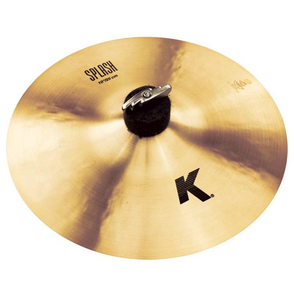 zildjian 10 k splash cymbal splash cymbals cymbals gongs steve weiss music. Black Bedroom Furniture Sets. Home Design Ideas