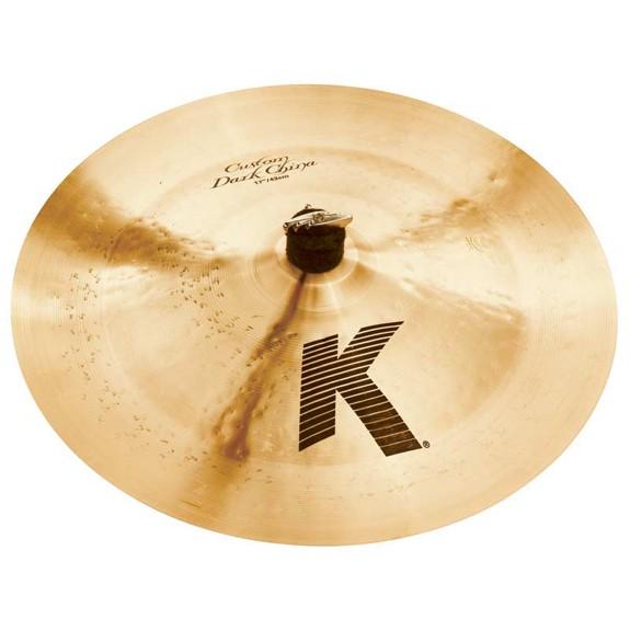 zildjian 17 k custom dark china cymbal china cymbals cymbals gongs steve weiss music. Black Bedroom Furniture Sets. Home Design Ideas