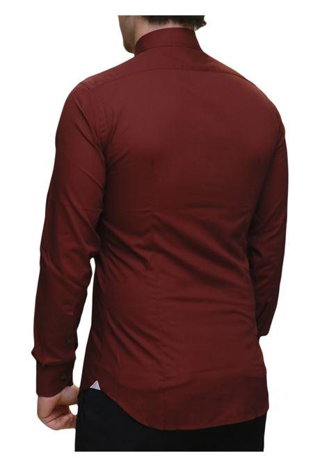 Camicia manica lunga slim fit AVANGUARDIA STILISTICA | 10000008 | 0501G320304