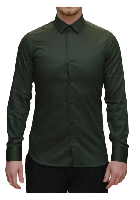 Camicia manica lunga slim fit AVANGUARDIA STILISTICA | 10000008 | 0501G320306