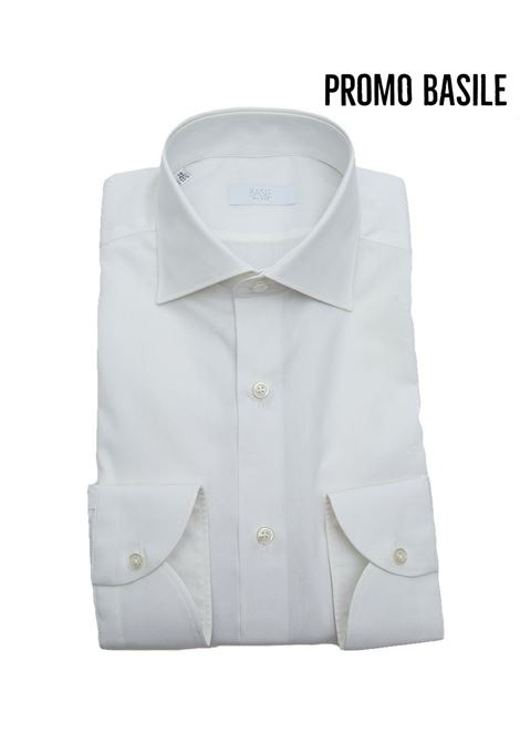 Camicia mancia lunga business regular fit BASILE | 5032236 | 0009T60100