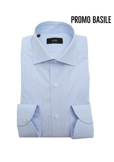 Camicia manica lunga business regular fit BASILE | 5032236 | 0053T60101