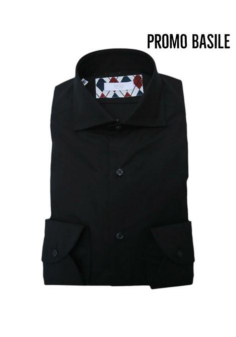 Camicia manica lunga slim fit BASILE | 10000008 | 0068G3196399