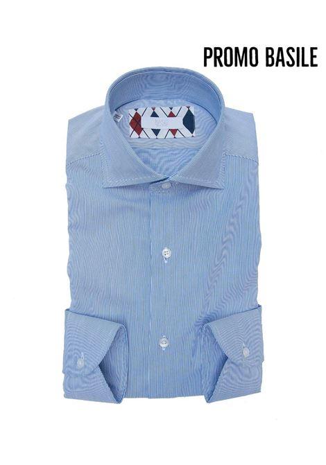 Camicia manica lunga slim fit BASILE | 10000008 | 0725G3196411