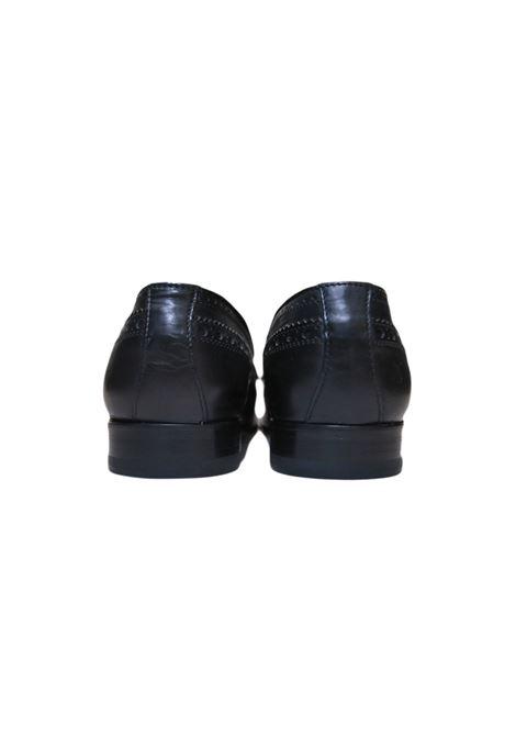 Scarpe mocassini con mascherina GARBO NAPOLI | 921336138 | 105NERO