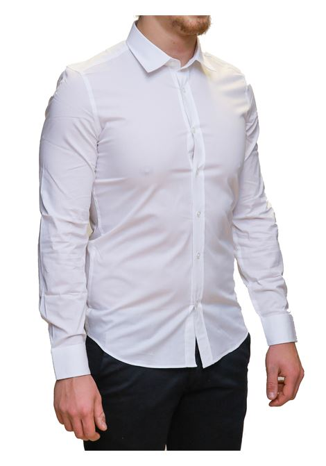 Camicia manica lunga popelineArticolo MK79440 MARKUP | 5032236 | MK79440BIANCO