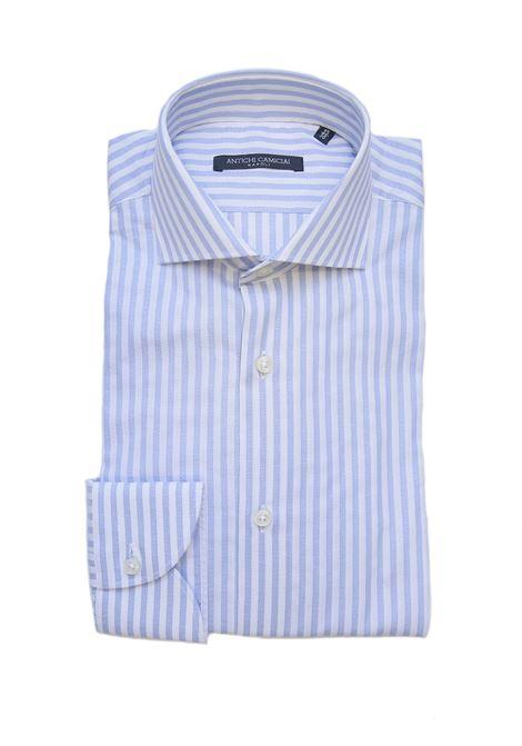 Camicia manica lunga tailor/custom fit ANTICHI CAMICIAI NAPOLI | 10000008 | TS036501