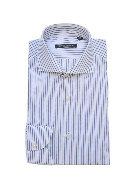 Camicia manica lunga tailor/custom fit ANTICHI CAMICIAI NAPOLI | 10000008 | TS036502