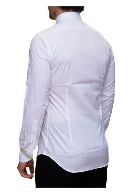 Camicia manica lunga slim fit AVANGUARDIA STILISTICA | 10000008 | 068G320100