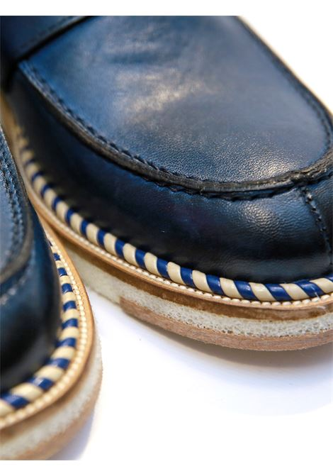 Scarpe mocassini con mascherina AVANGUARDIA STILISTICA | 921336138 | 1055 MONTONEAZZURRO