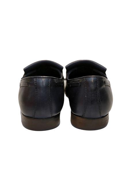 Scarpe mocassini lavorazione a coda di rondine AVANGUARDIA STILISTICA | 921336138 | 3035 GOATNERO