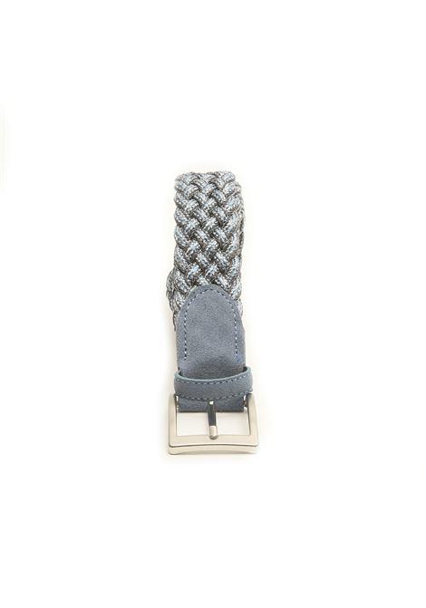 Cintura intrecciata in tessuto AVANGUARDIA STILISTICA   22   E2613JEANS