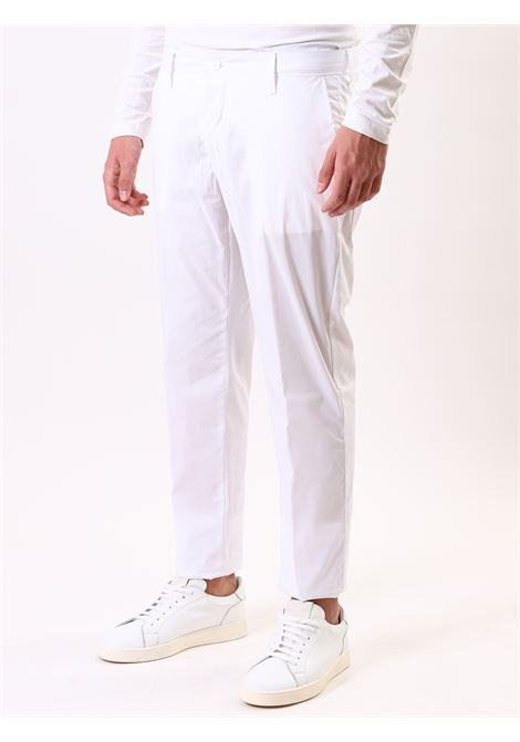 Pantaloni tasca america AVANGUARDIA STILISTICA | 9 | M1056 1108BIANCO