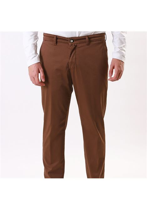 Pantaloni tasca america AVANGUARDIA STILISTICA | 9 | M1056 1108TABACCO