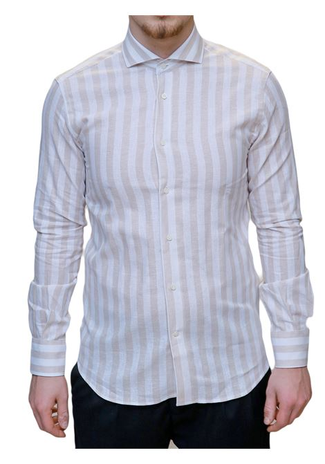 Camicia manica lunga AVANGUARDIA STILISTICA | 5032236 | ORIA DOBBY545704