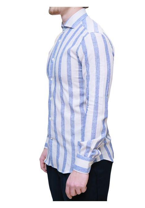 Camicia manica lunga slim fit AVANGUARDIA STILISTICA | 10000008 | ORIA RIGA6904