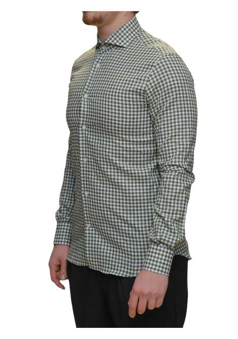 Camicia manica lunga slim fit AVANGUARDIA STILISTICA | 10000008 | ORIA7218